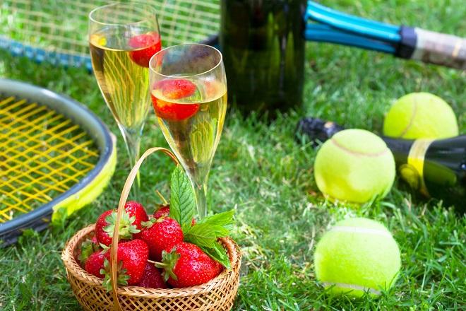 Celebrate Wimbledon fortnight