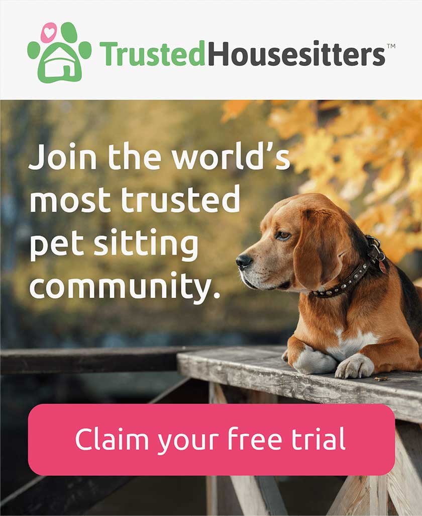 Trusted Housesitters.
