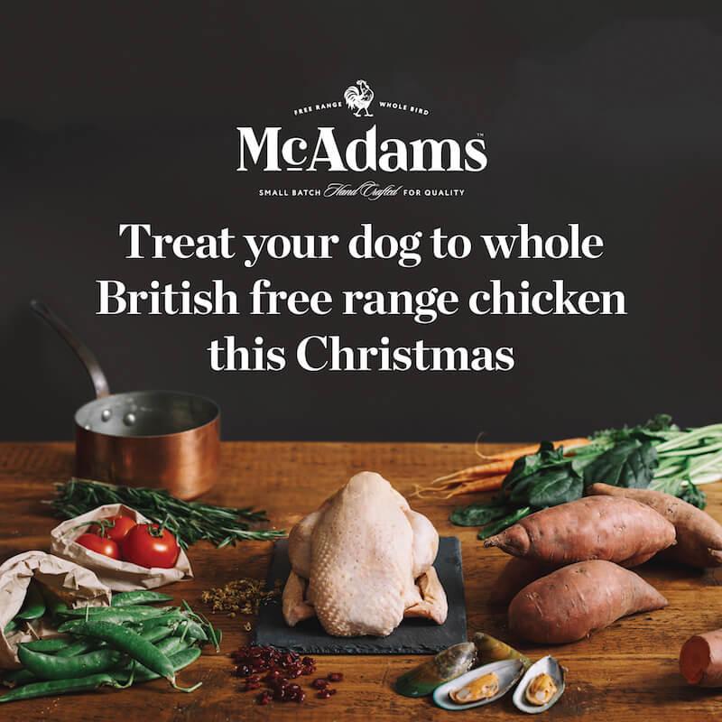 McAdams Free Range Chicken