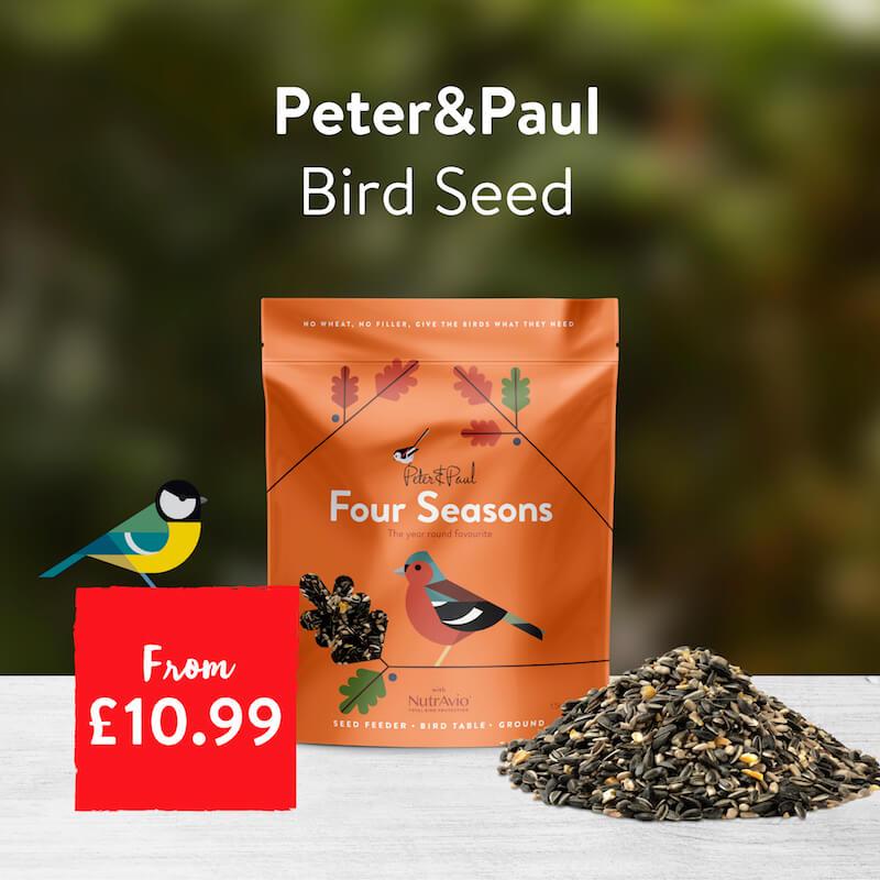 Peter & Paul Bird Seed