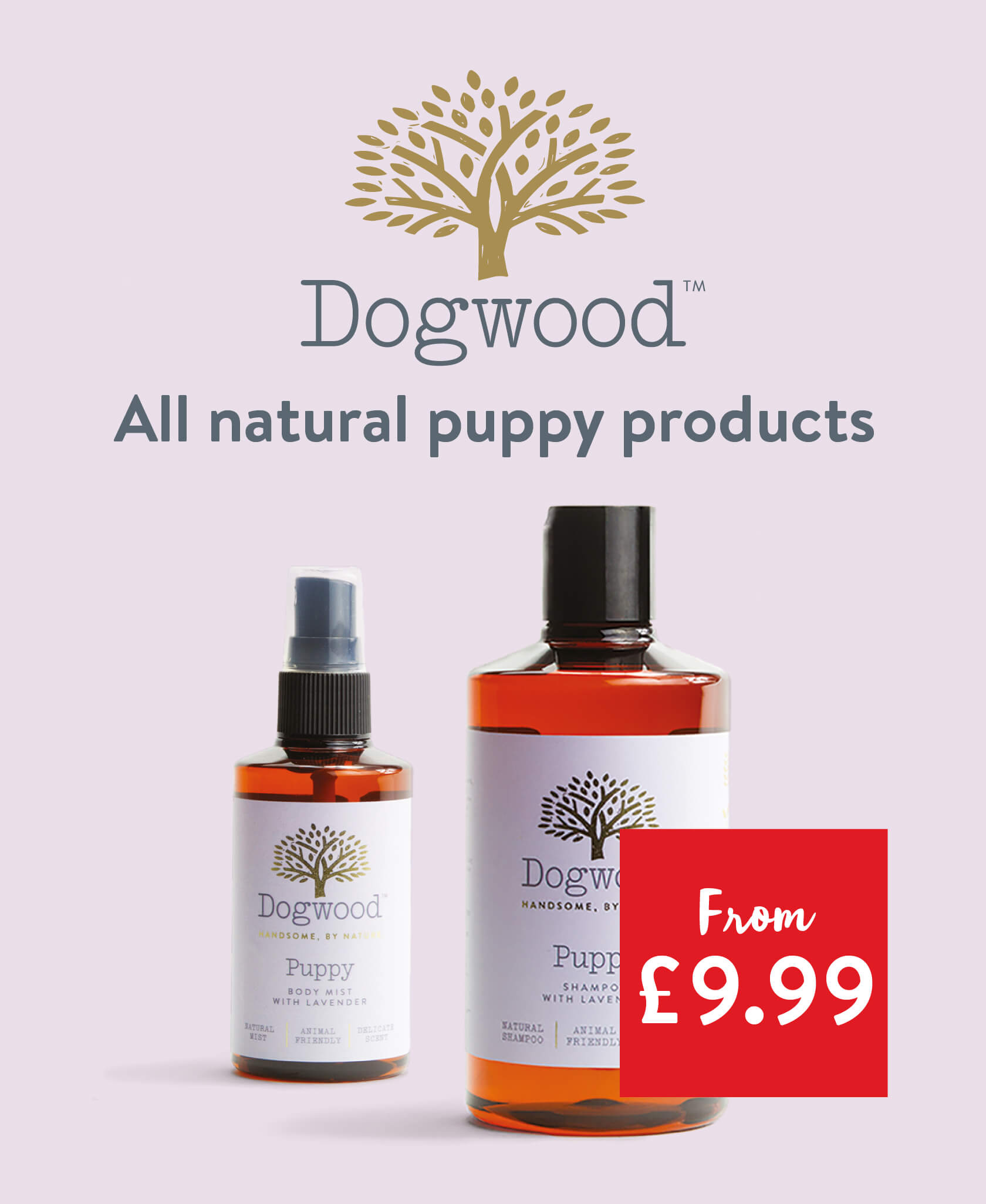 Dogwood - All natural puppy products from £9.99