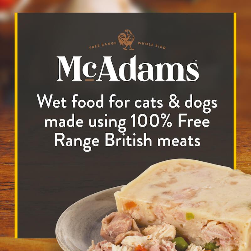 McAdams Wet Food Dog & Cat