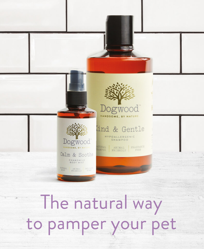 Dogwood - The natural way to pamper your pet