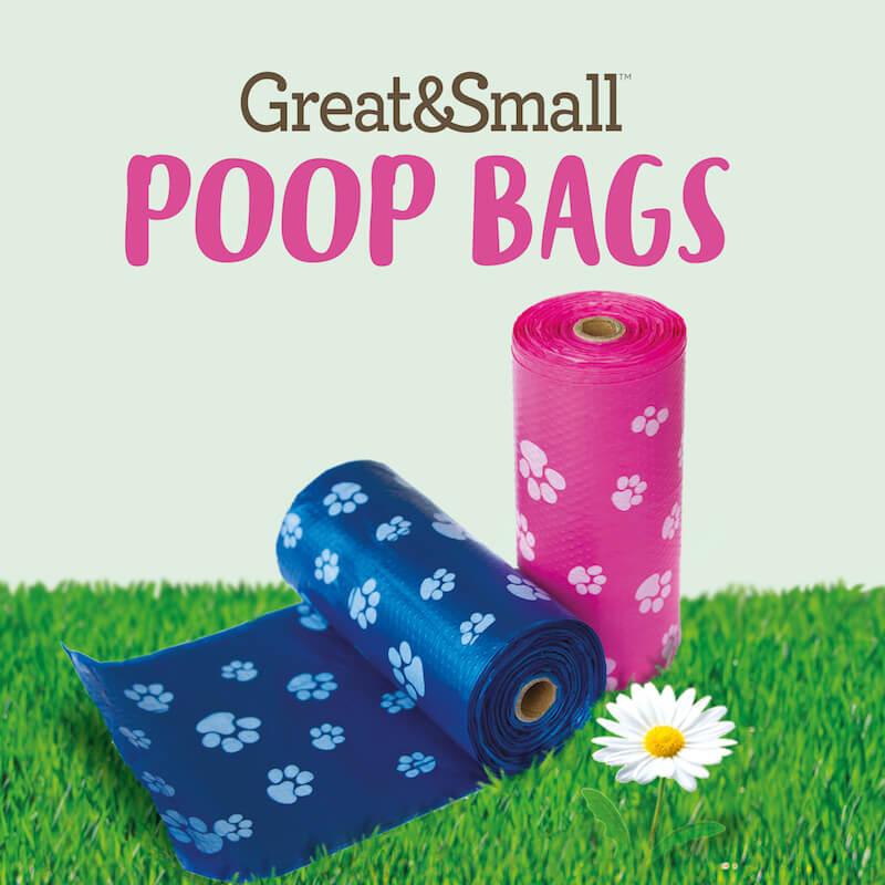 Great & Small Poop bags