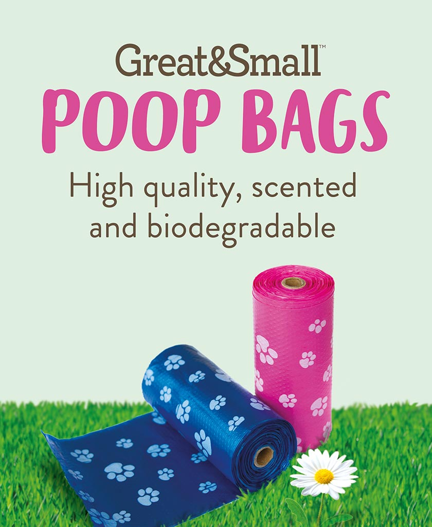 Great & Small Poop bags