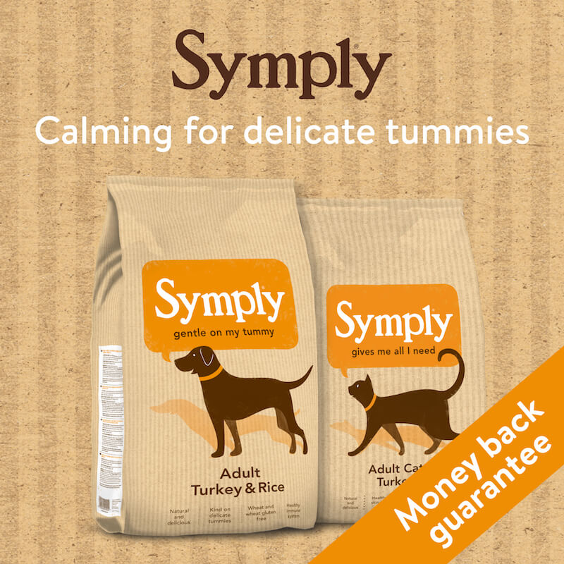 Symply - Calming for delicate tummies