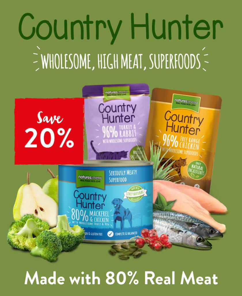 County Hunter - Save 20%