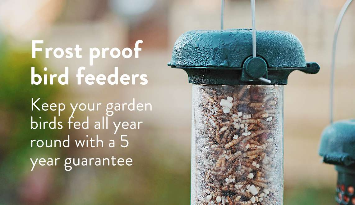 Frost proof feeders