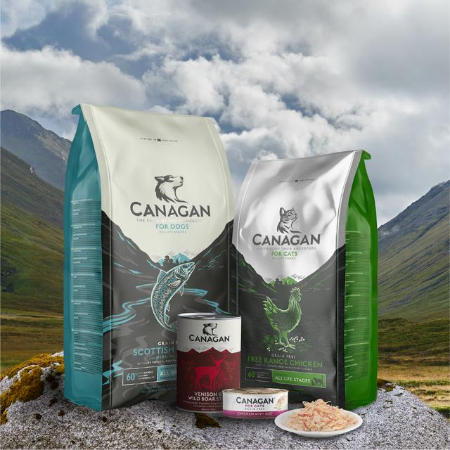 Canagan in stock