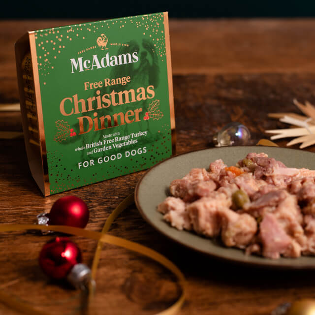 McAdams Free Range Christmas Feast