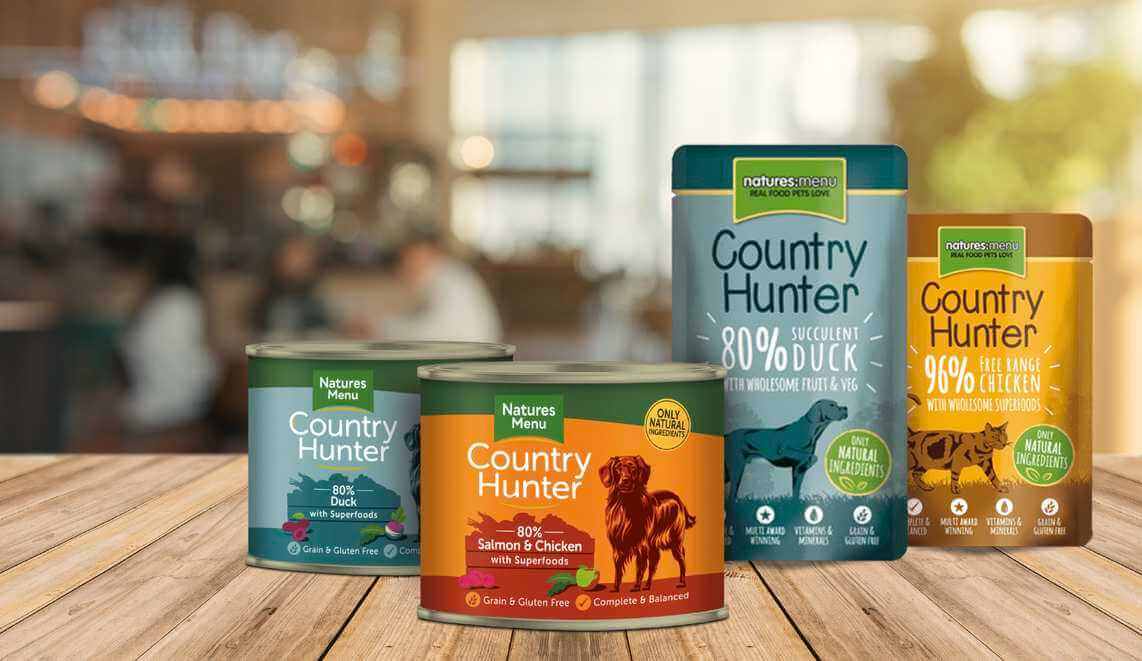 Save 20% on all Country Hunter tins & pouches