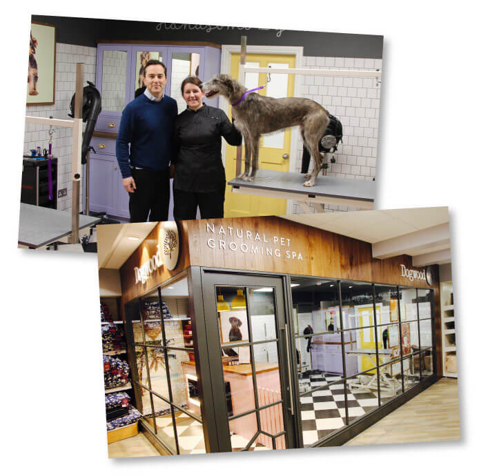 Dogwood Pet Grooming Spa opens in Camberley