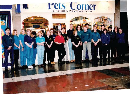 Pets Corner Team